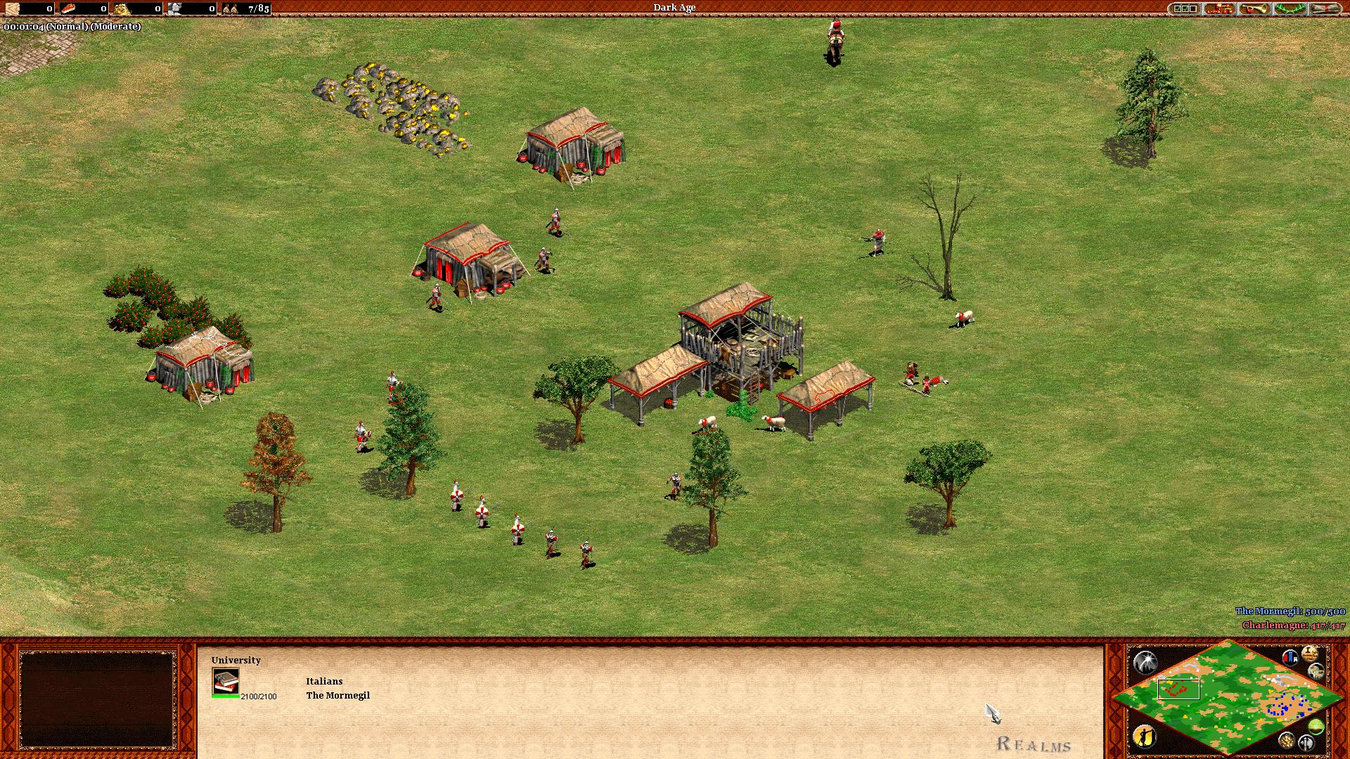 CotE: Barbarians