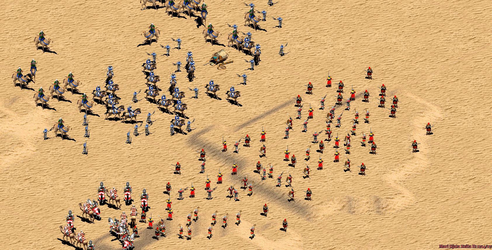 Desert Encounter