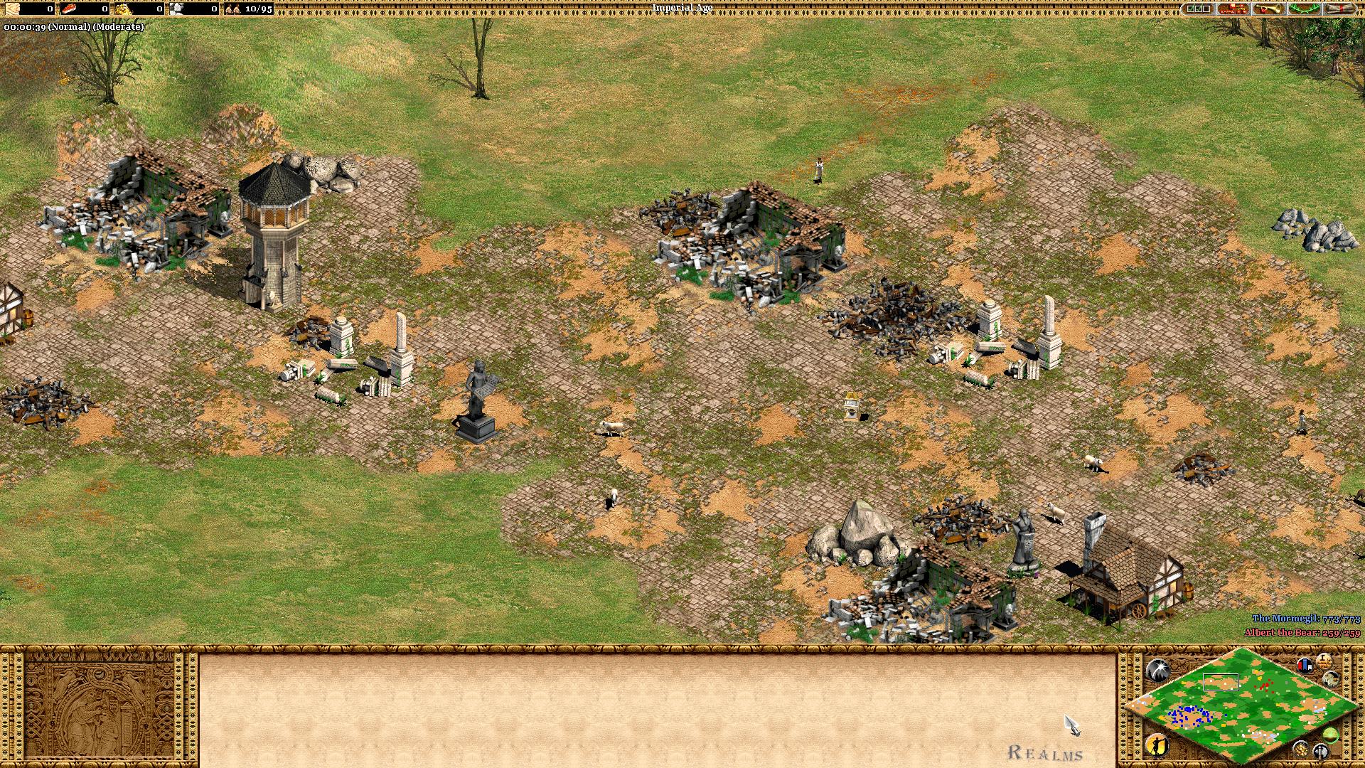 CotE: Ruined City