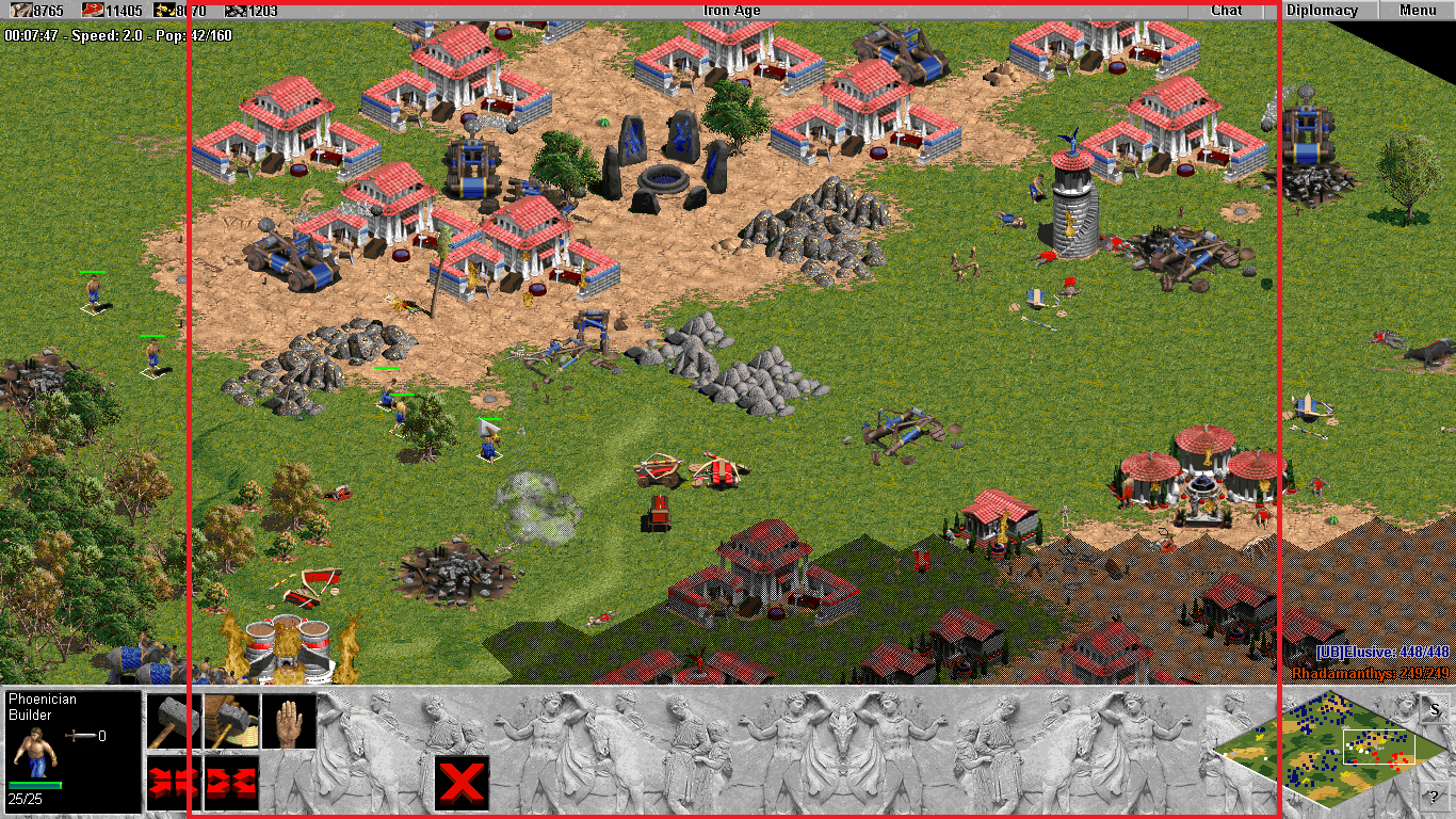 Age of Empires:Rise of Rome HD