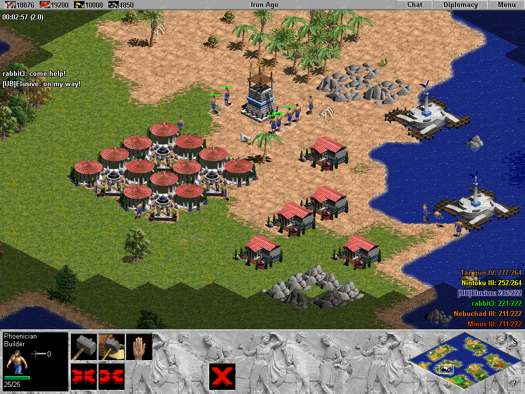 Before Age of Empires HD