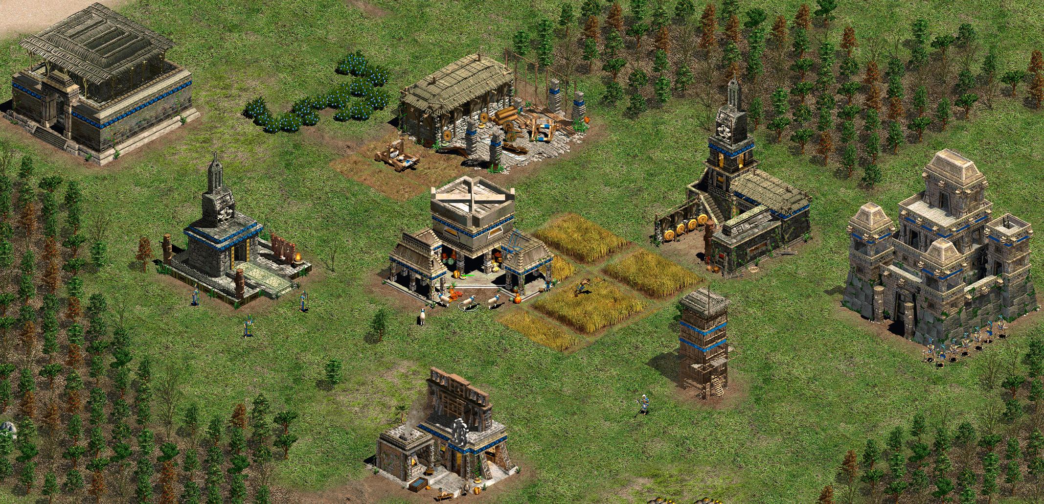Mayans - Castle Age